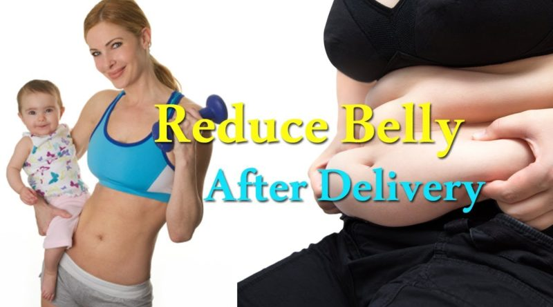 reduce-the-stomach-after-delivery